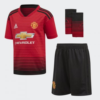 Adidas Manchester United 18/19 (H) BABY KIT CG0058
