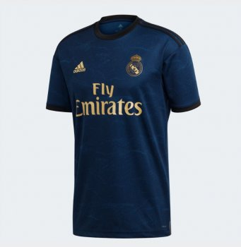 Adidas Real Madrid 19/20 (A) S/S JSY FJ3151 w/ NAMESET