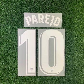 Valencia FC 19/20 (3rd) #10 PAREJO