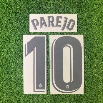 Valencia FC 19/20 (H) #10 PAREJO