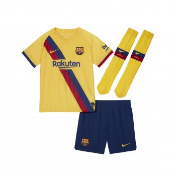 NIKE FCB 19/20 LITTLE KID JSY SS AW AO3051-728