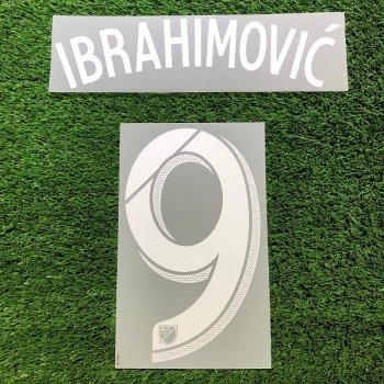 LA GALAXY FC 18/19 A #9 IBRAHIMOVIC