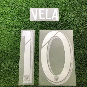 LA FC 19/20 A PLAYER ISSUE #10 VELA