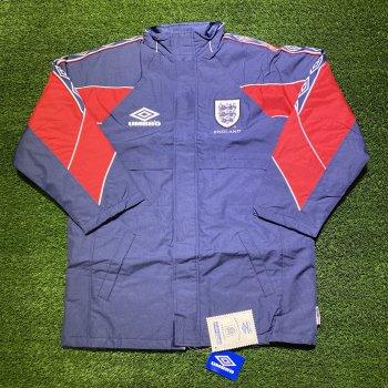 ENGLAND FC 1998 JACKET NAVY 765420-B09