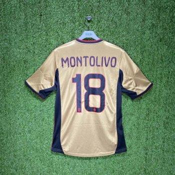 AC MILAN 13/14 (3RD) S/S G89885 w/ NAMESET (#18 MONTOLIVO)