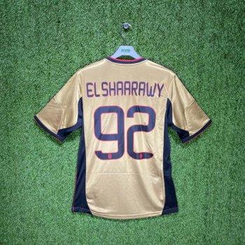 AC MILAN 13/14 (3RD) S/S G89885 w/ NAMESET (#92 EL SHAARAWY)
