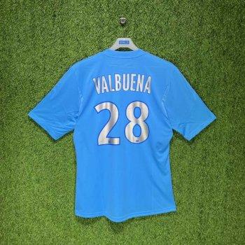 Adidas Marseille 13/14 (3RD) S/S Z27625 w/ NAMESET (#28 VALBUENA)