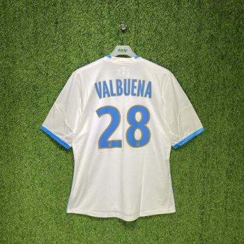 Adidas Marseille 13/14 (HOME) S/S Z27594 w/ NAMESET #28 VALBUENA)