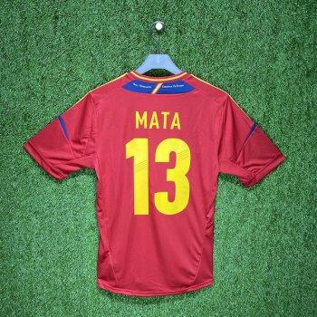 Adidas Spain 2012 (H) S/S X10937 #13 MATA