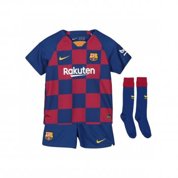 NIKE FC BARCELONA 19/20 H LITTLE KIDS SET AO3052-456