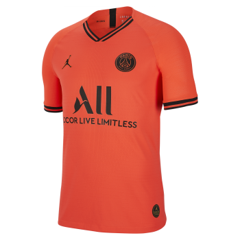 NIKE PSG 19/20 AWAY VAPOR MATCH JSY SS AJ5264-613 with LIGUE 1 Nameset