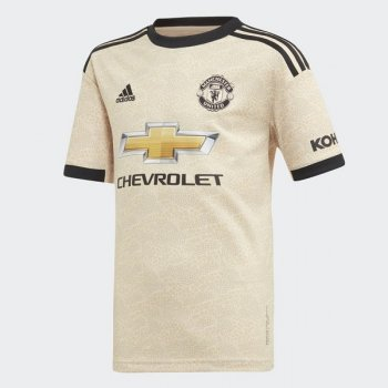 Adidas Manchester United 19/20 (A) JSY YOUTH DX8945