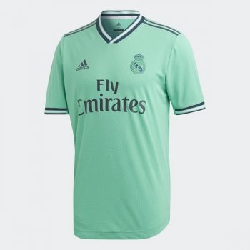 Adidas Real Madrid 19/20 (3RD)  AUTHENTIC SS JSY EC9301 with # Nameset