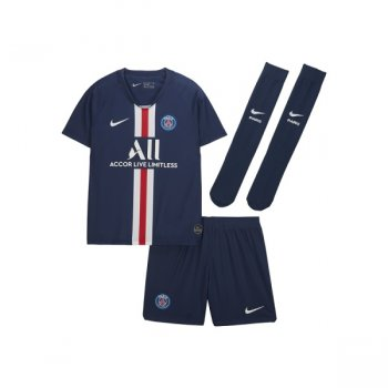 NIKE PSG 19/20 M BRT STAD LITTLE KID HM AO3062-411