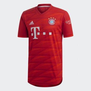 Adidas FC Bayern Munchen 19/20 AU (H) S/S JSY DX9249 with Nameset