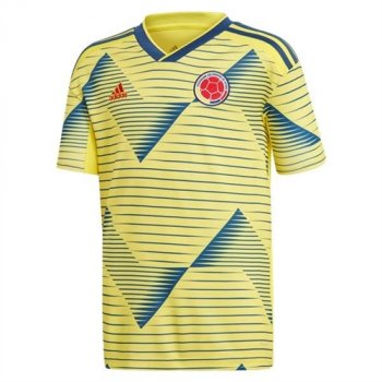 ADIDAS COLOMBIA 2019 (H) SS YOUTH JSY DN6621