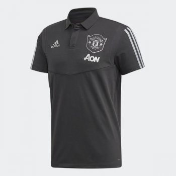 ADIDAS Manchester United FC 19/20 CO POLO SHIRTS DX9014