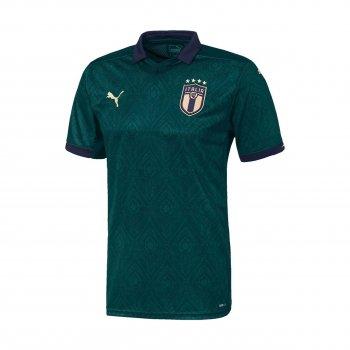 PUMA FIGC ITALY 19/20 (3RD) S/S JSY 756465-03
