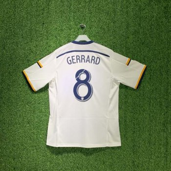 LA GALAXY 15/16 (HOME) S/S w/ NAMESET (#8 GERRARD)