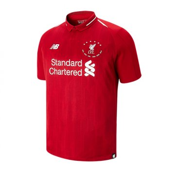 New Balance LIVERPOOL FC 19/20 6 TIMES (H) SS JERSEY MT930501  (PRE-ORDER)
