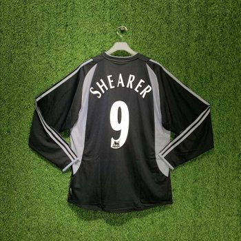 NEWCASTLE 03/04 (AWAY) S/S JSY w/ NAMESET ( #9 SHEARER)