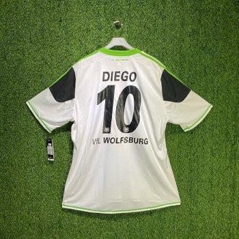 Adidas WOLFSBURY 12/13 (A) S/S W67469 with #10 DIEGO