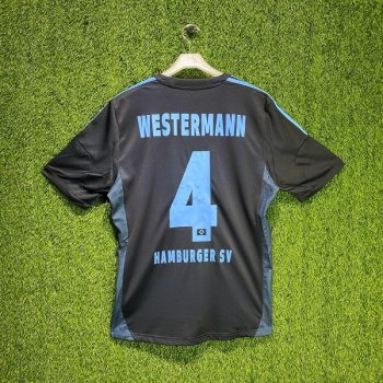 Adidas HAMBURG 13/14 (A) S/S Z27118 with #4 WESTERMANN