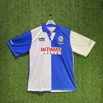 BLACKBURN ROVERS 95/96 (HOME) S/S JSY B11-003884