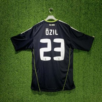 REAL MADRID 10/11 (AWAY) S/S JSY P95985 w/ NAMESET (#23 OZIL)