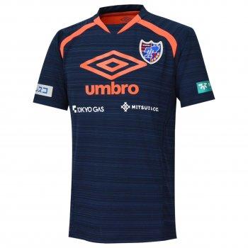 UMBRO FC TOKYO 17 PRACTICE S/S JSY UDA7736TK
