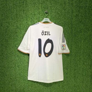 REAL MADRID 13/14 (HOME) S/S JSY Z29356 w/ NAMESET (#10 OZIL)