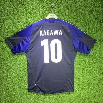 JAPAN 2012 (HOME) S/S JSY X42792 w/ NAMESET (#10 KAGAWA)