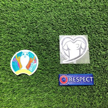UEFA EURO 2020 QUALIFIRES BADGE