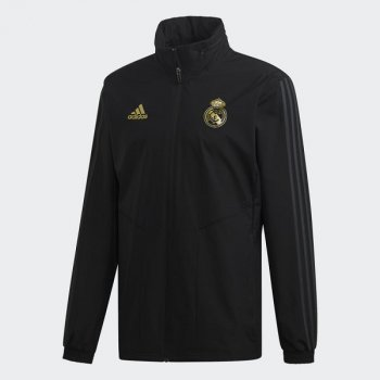 ADIDAS REAL MADRID 19/20 ALL WEATHER JACKET DX7855