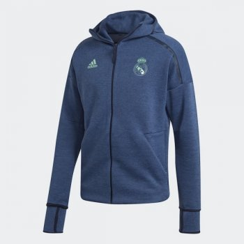 ADIDAS REAL MADRID ZNE 19/20 JACKET DX8699