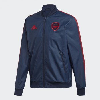 ADIDAS ARSENAL FC  19/20 ANTHEM JACKET EH5610