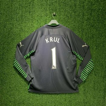 PUMA NEWCASTLE 14/15 (HOME) GK JSY 74596410 w/ NAMESET (#1 KRUL)