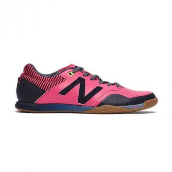 New Balance Lace Up Closure Football Shoes - Pink MSAPIPD2
